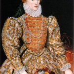 Darnley Portrait of Queen Elizabeth I. Original: http://en.wikipedia.org/wiki/File:Darnley_stage_3.jpg