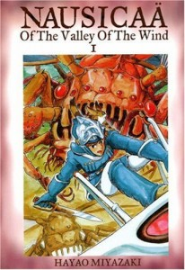 Nausicaa Volume 1 Cover