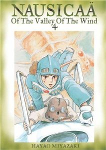nausicaa vol 4 cover