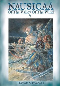 nausicaa volume 7 cover