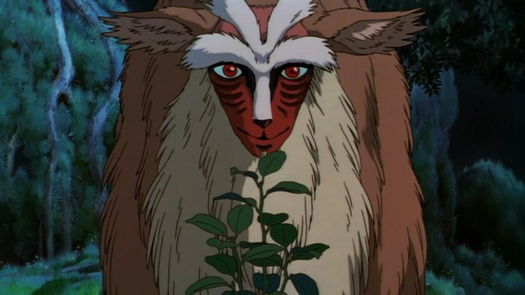 Eyes Unclouded Princess Mononoke And Living With Anxiety Too Much Recursion